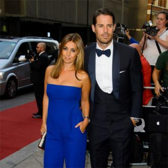 Louise and Jamie Redknapp living apart