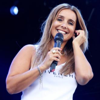 Louise Redknapp hospitalised after fall