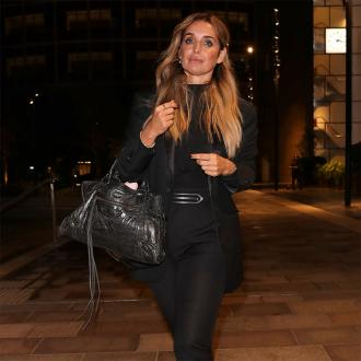 Louise Redknapp won't cover up