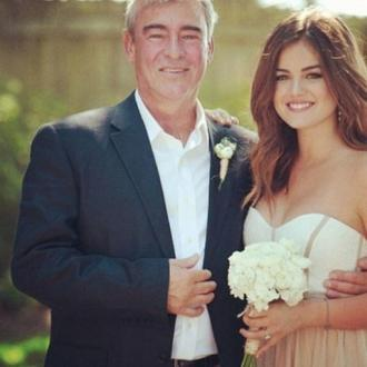 Lucy Hale has apologised for calling herself fat