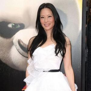 Lucy Liu Goes On Police Ride-along