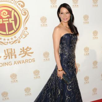 Lucy Liu 'jealous' of comic actors
