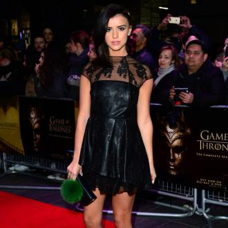 Lucy Mecklenburgh plagued by bloating
