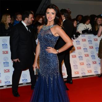 'No Hard Feelings' Between Max George And Lucy Mecklenburgh