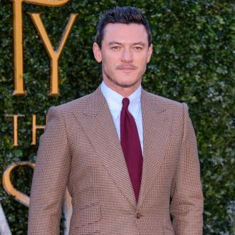 Luke Evans' 'Midlife Crisis' Tattoo