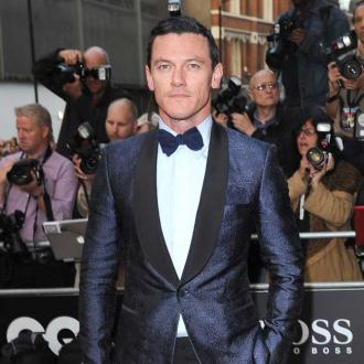 Luke Evans glad to avoid Hobbit make-up