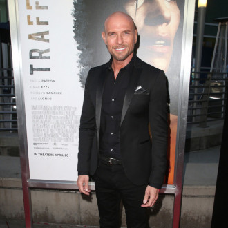 Luke Goss enjoyed getting 'hit on' by Dame Joan Collins