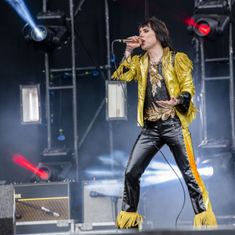 Robbie Williams helped The Struts' Luke Spiller get sober