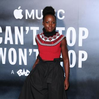 Lupita Nyong'o's nail polish addiction