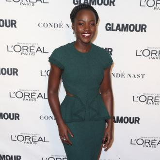 Lupita Nyong'o jokes about Black Panther support group