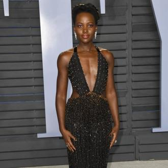 Lupita Nyong'o felt protected when she launched Hollywood career