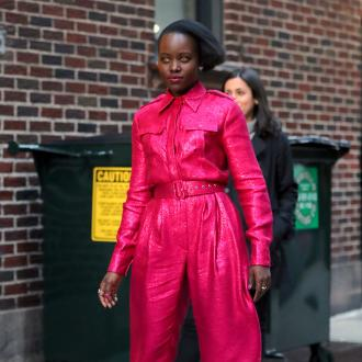 Lupita Nyong'o had lolly nightmares