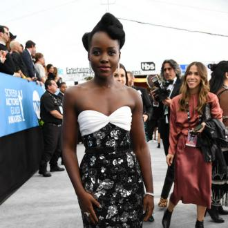 Lupita Nyong'o's dazzling look