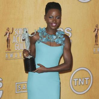 Lupita Nyong'o Cried Over Oscar Nod