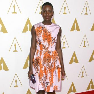 Lupita Nyong'o Loves Her 'Low Maintenance' Hair