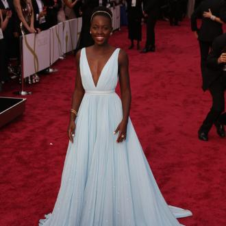Lupita Nyong'o gets 'exciting education' in fashion
