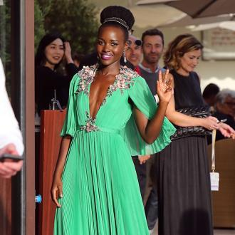 Lupita Nyong'o Steals The Show At Cannes Film Festival
