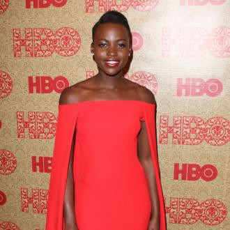 Lupita Nyong'o's Golden Globes Gown 'Solidified' Star Status