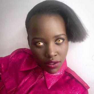 Lupita Nyong'o Experimenting With 'Weird' Looks