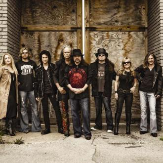 Lynyrd Skynyrd Crown Classic Rock Roll Of Honour