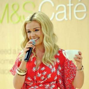 Katherine Jenkins Owes Career To Dad