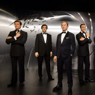 Madame Tussauds Unveils Bond Waxworks