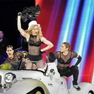 Madonna's 'Hip-hop' Tour