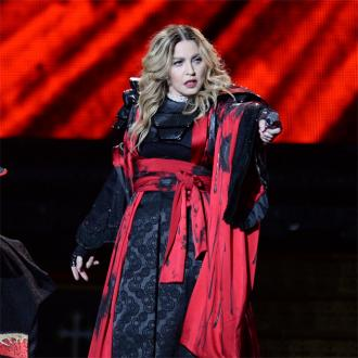 Madonna Sees In 58th Birthday With Son Rocco