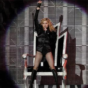 Madonna Tops Most Talked-about Star List