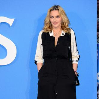 Madonna jokes about giving 'good' oral sex