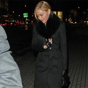 Madonna Was Lonely In London