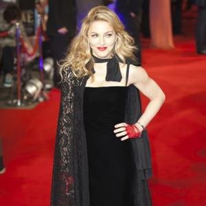 Madonna's 'Amazing' Cover Outfit