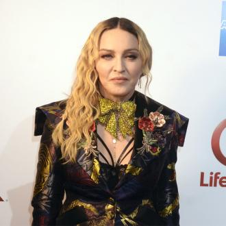 Madonna shares video of twins
