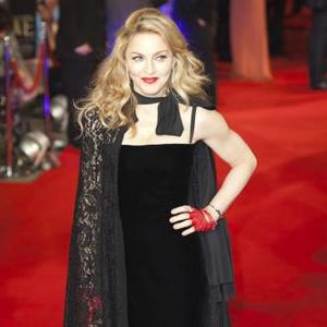 Madonna Throws Cake In Manager's Face