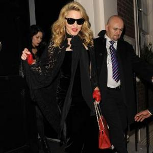 Madonna Hires Five Decoys For Tour