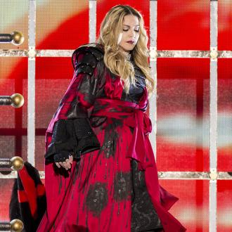 Madonna's son steals her beauty products