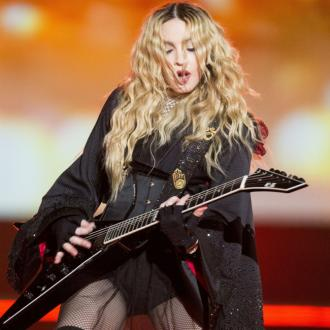Madonna records with female orchestra for new album