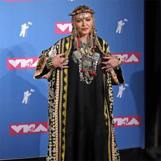 Madonna: I don't have any living role models