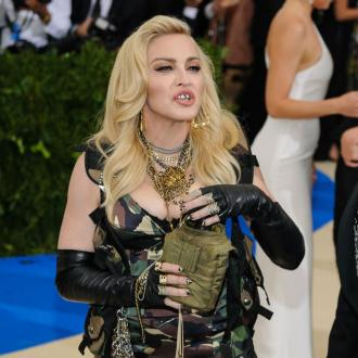 Madonna couldn't be President because she has OCD
