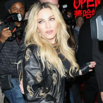 Madonna Worries For Kids' Safety
