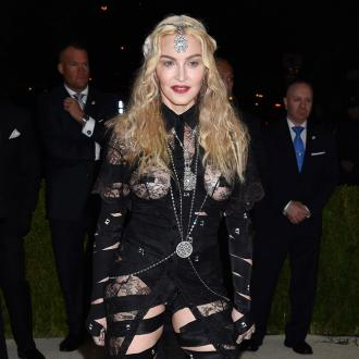 Madonna's Instagram flagged for 'false information'