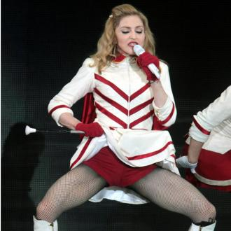 Madonna Is Insecure About Her Thighs