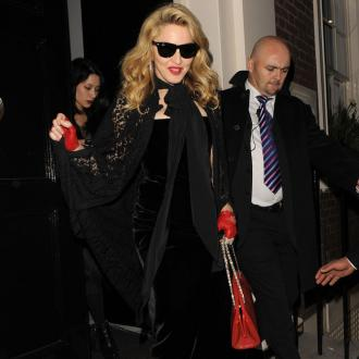 Madonna Criticised Over Oscars Party Antics