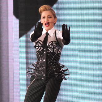 Madonna Can Never Stop Dancing