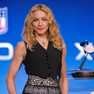 Madonna Visits Boyfriend's Hometown