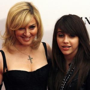 Madonna's Daughter Wants Blue Hair