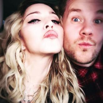 Madonna To Join James Corden On Carpool Karaoke