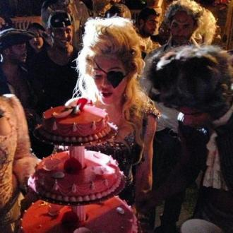 Madonna Throws Marie Antoinette-themed Birthday Bash