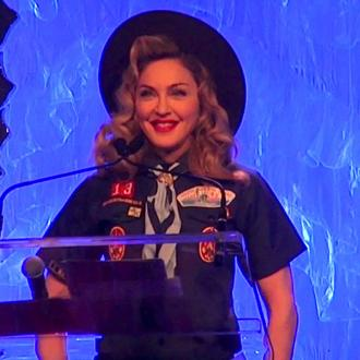 Madonna Calls For Boy Scout Rule Change At Glaad Awards