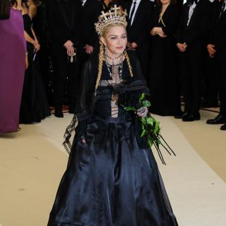 Madonna Sings Like A Prayer At The Met Gala